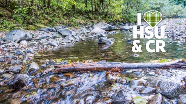 I HSU & CR river
