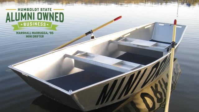 Mini Drifter Drift Boat