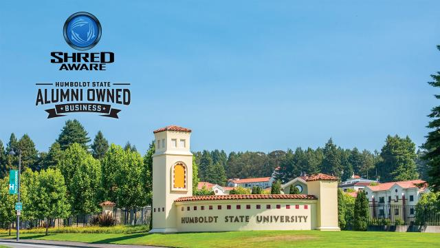 Shred Aware Campus Gates