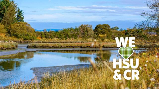 We HSU & CR marsh