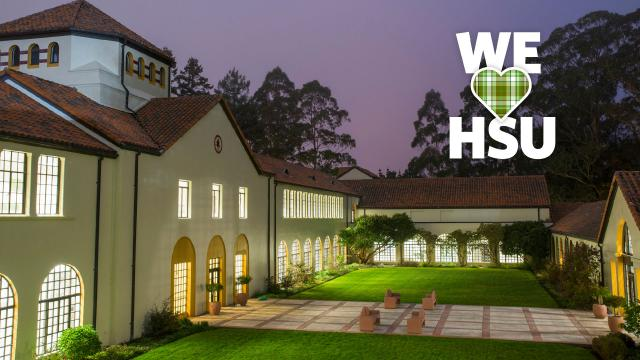 We love HSU Founders